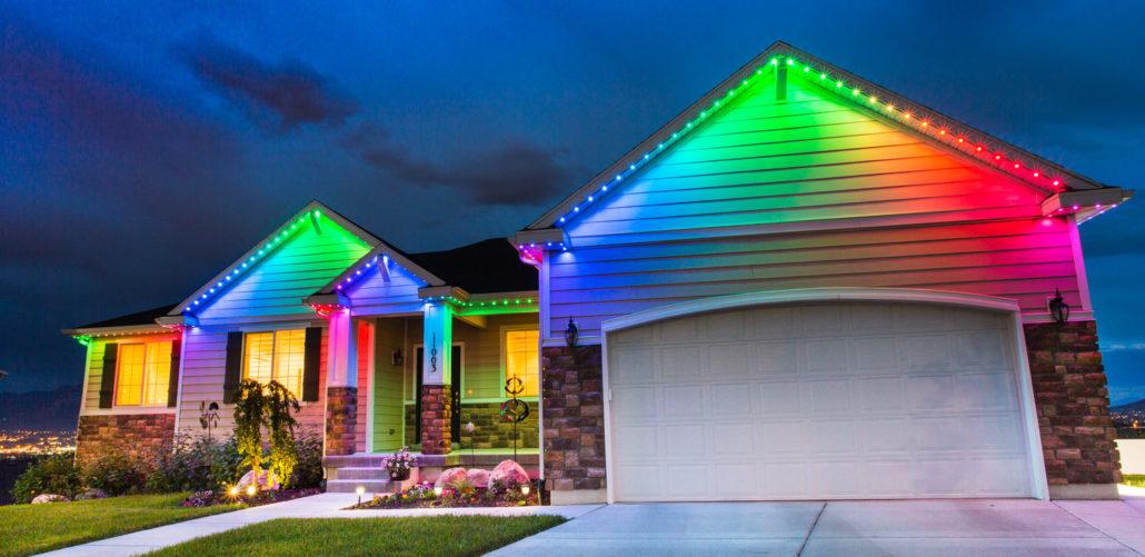 rgb lighting rainbow